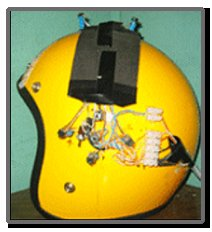 The Original Koren Helmet, created by Persinger and Stanley Koren [credit: http://www.shaktitechnology.com, reproduced with the temporary permission of Todd Murphy, which does not suggest in any way that he endorses my views]